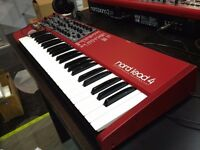 NORD LEAD 4 as NEW , in the box
