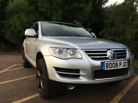 VW TOUAREG 3.0TDI P/X SWAP WELCOME