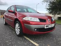 Renault Megane excellent condition service history only 62000 miles