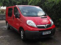 Vauxhall Vivaro day / Camper van 2900 CDTI SWB