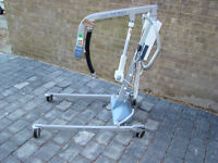 Freeway M-150 Mobility Disabled Hoist / Lift Electric Leg Opening
