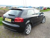 EXCELLENT EXAMPLE OF AN AUDI A3 S-LINE 2.0TDI QUATTRO!