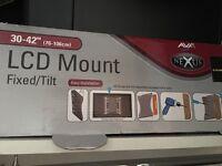 """Nexus LCD Mount Fixed Tilt 30-42"""" (76-106cm)"""