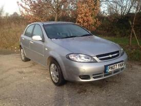 Chevrolet Lacetti 1.4 SE 5dr - 35k Miles from new!