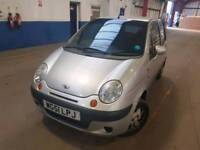 DAEWOO MATIZ 0.8ltr_5dr *** CAMBELT DONE - LOW MILES - FREE DELIVERY ***
