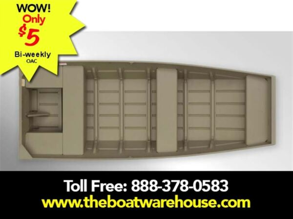 Used 2015 Lowe Boats L1236