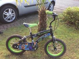 Ben 10 Ultimate Alien Children's bike