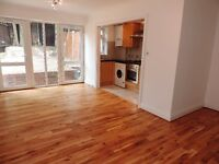 [][][][] NEWLY REFURBISHED 2 BEDROOM, 2 BATHROOM GARDEN FLAT WITH PRIVATE GARDEN [][][][]