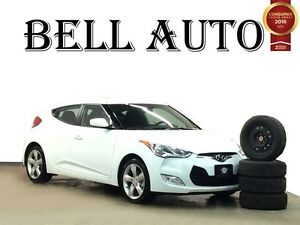 2014 Hyundai Veloster 3DOOR BACK UP CAMERA HEATED SEAT
