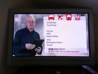 SONY PLASMA 42 INCH WEGA TELEVISION COMPLETE WITH REMOTE GOOD WORKING ORDER HAS NO STAND