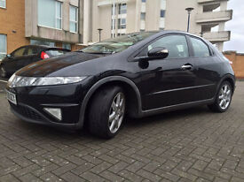 HONDA CIVIC08 2ltr Diesel **LOW MILEAGE, HIGH SPECS**