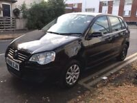 2008 VW POLO 1.4 PATROL AUTOMATIC*LOW MILEAGE*FULL YEAR MOT *FULL S/H*LADY OWNER*VERY CLEAN CAR*