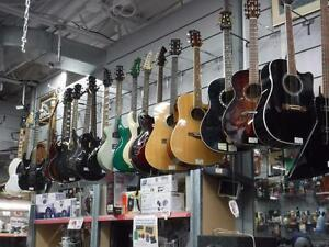 Busters Pawn Shop has the Guitars you're looking for! Whether its Electric, Bass, or Acoustic we have it! Visit today!