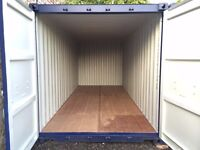 Self Storage Containers near Stevenage from £18p/w