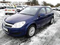 Vauxhall Astra 2007, 1.4, FSH+LOW MILEAGE, only 51k.