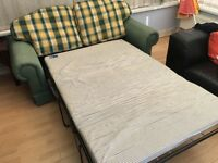 Double sofabed - proper sprung mechanism