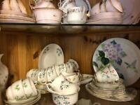 Assorted China sets