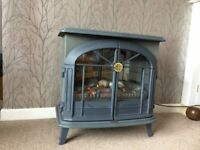 Dimplex SKG20 Stockbridge Stove Black Electric Heater