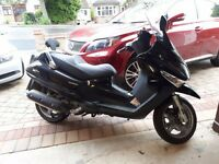 Piaggio XEVO 400CC - 2012 - Black - Good Condition
