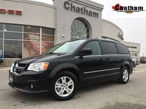 2016 Dodge Grand Caravan STOW'N GO/HEATED FRONT SEATS/$78 WKLY