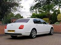 Chauffeur driven BENTLEY for Weddings/Proms/Any event - unbeatable prices
