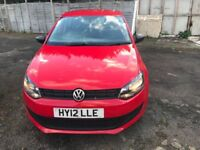 Volkswagen polo 1.2 petrol 5dr for sale