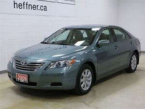 2009 Toyota Camry Hybrid with Power Sun Roof