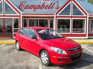 2009 Hyundai Elantra Touring 5SPD GAS SAVER!! AIR!! HEATED SEATS
