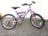 Reebok Destiny girls mountain bike