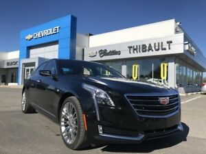2017 CADILLAC CT6 SEDAN AWD 3.6L LUXURY AWD 3.6L Luxury