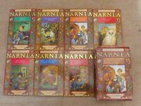 Book set of Narnia x 7 books