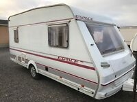 Stirling espace 5/berth 1998 17ft full awning px welcome