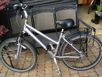 Ladies ridgeback bike for sale