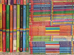 (80) Rainbow Magic Chapter Books