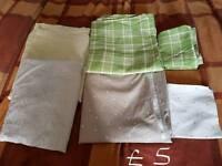 Cot bed sheets and duvet sets
