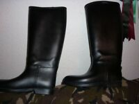 RIDING BOOTS SIZE 7 NEW