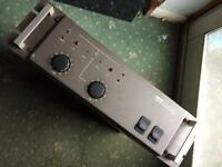 Power Amp working condition
