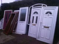 5 upvc doors various