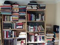 3x Bookcases - Argos & IKEA - Great condition