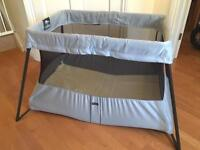 Babybjorn travel cot including two sheets