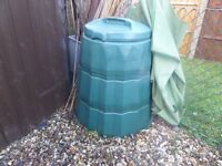 FREE Green compost bin - Gone pending collection