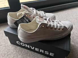 Converse All Star Pink Rose Gold (Unisex)