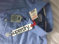 Superdry shirt- brand new with tags