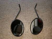 Honda Cx500 wing mirrors used like new