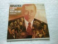 Vinyl double album SInatra:A Man And His Music