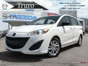 2012 Mazda Mazda5 $39/WK ALL IN!!! 6 SEATER! GS! AUTO! NEW TIRES