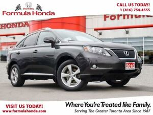 2010 Lexus RX 350 IMMACULATE LEATHER | AWD | HEATED/COOLED SEATS