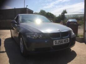 1 previous owner BMW E90 320D