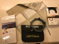 Lee ND Grad Soft Filter Set + Lee Foundation Kit. All As New Condition