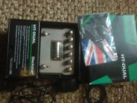 Blackstar dual HT drive pedal
